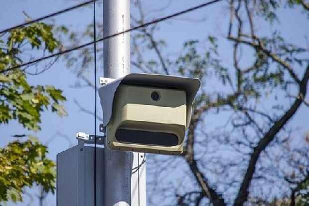 Тамбовчан смутили камеры видеофиксации на недостроенной дороге
