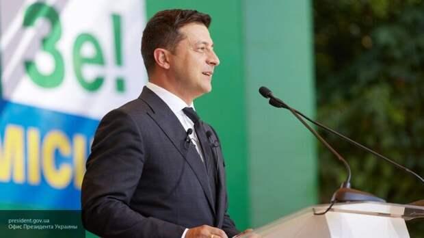 Зеленский вспомнил о Крыме