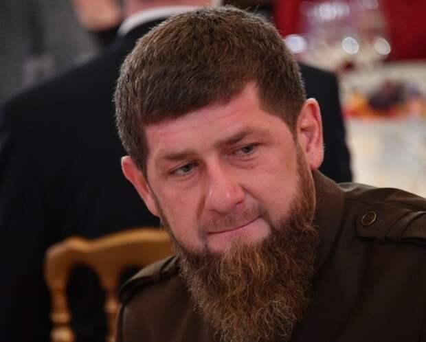 """Кадыров: """"Теперь мы с Трампом в чем-то похожи"""""""