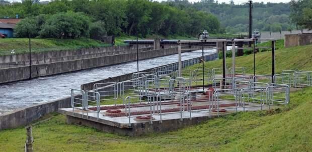 Реконструкция очистных в Южном Тушине позволит убрать пруды-отстойники