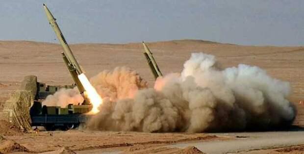 Иран развернул в Сирии установки баллистических ракет ответного удара по Израилю