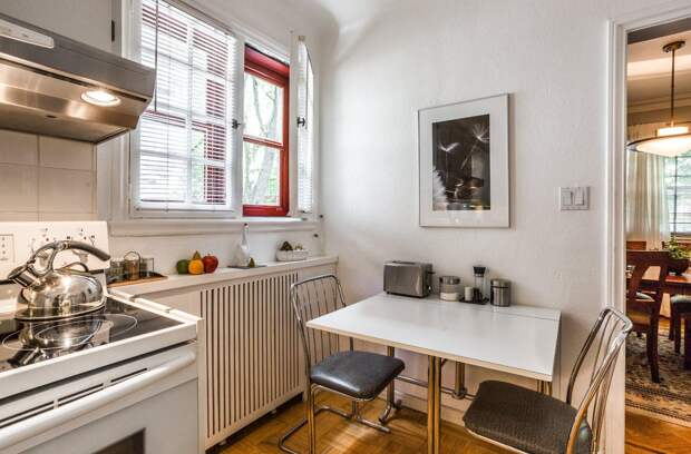 Зонирование кухни и гостиной: как сделать из одной комнаты две без использования стен (60 фото)