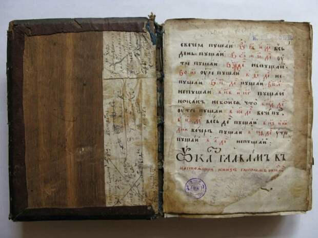 Лечебник «Прохладный Вертоград» XVII в. / Фото: blog.mediashm.ru