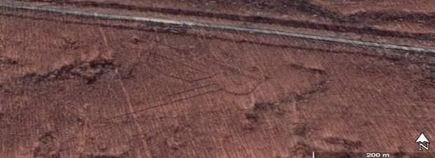 Гигантские геоглифы в Приморском крае