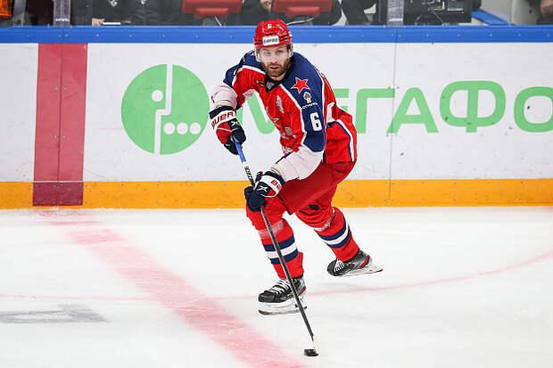Хоккейный ЦСКА принял решение расстаться почти совсеми легионерами