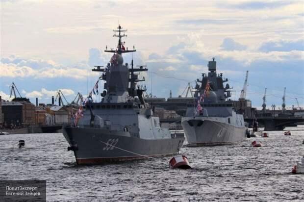 Sohu: планы России значительно усилить ВМФ стали неожиданностью для США