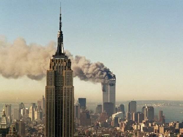 Есть доказательства преднамеренного разрушения башен-близнецов