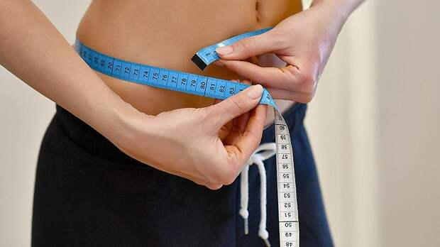 Женщина рассказала свою историю похудения на 44 килограмма