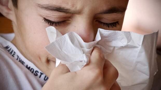 Простое упражнение поможет избавиться от заложенности носа без лекарств