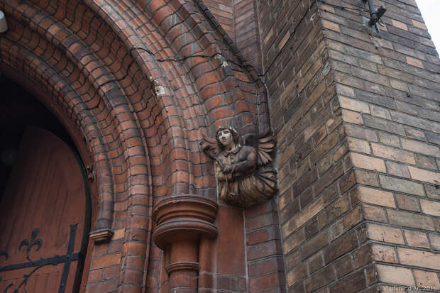 Англиканская церковь Святого Андрея или «Дух Старой Англии» в Старой Москве