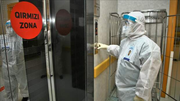 В Азербайджане самая высокая в СНГ смертность от коронавируса