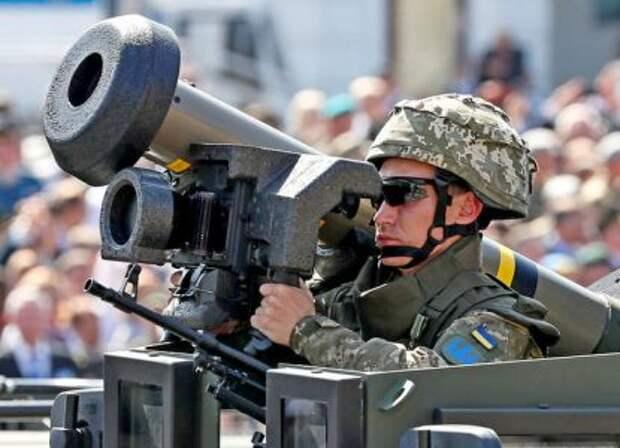"""""""Это уже посерьезнее """"Джавелинов"""": США передадут Украине новое оружие"""