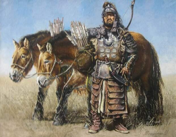 Окрестности Розовки до монгольского нашествия. Исторический очерк