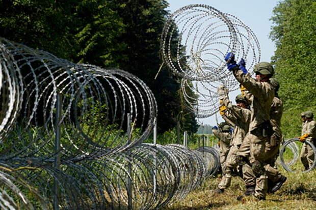 Евросоюз не будет финансировать строительство заграждений на границах