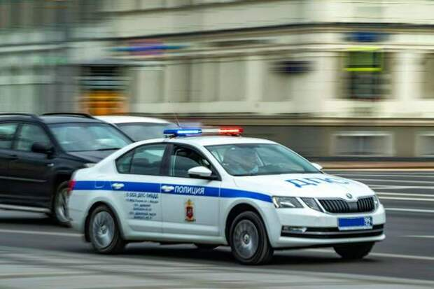 Полицейские открыли огонь при погоне за пьяным водителем в Екатеринбурге