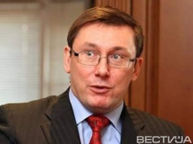 Луценко стал главой партии «Солидарность»