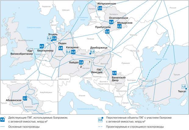 Газпром Вседержитель: почему США опоздали со спасением Европы от России