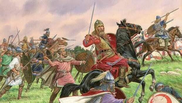 В Европе жили Славяне