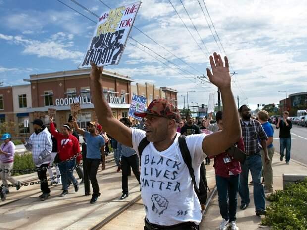 Станут ли США страной «чёрного» апартеида?