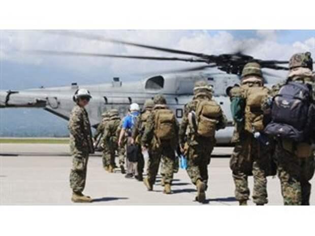Спецназ НАТО готовят к тайному прорыву в Россию