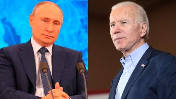 Политолог предположил итоги встречи Путина с Байденом
