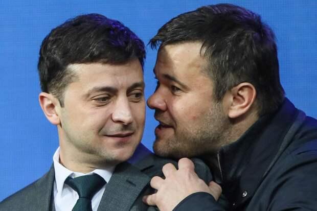 Андрей Богдан обеспокоен трудолюбием Зеленского и советует ему отдохнуть
