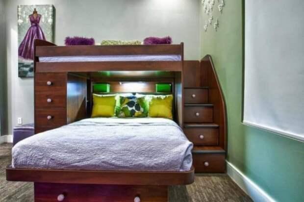 22 способа оптимизировать пространство малогабаритной квартиры