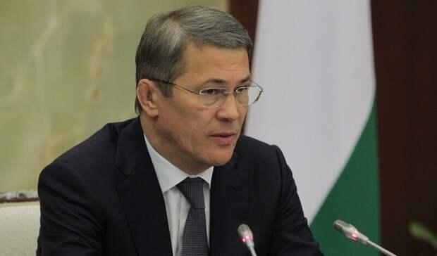 Глава Башкирии поручил помочь детям погибшего от коронавируса волонтера