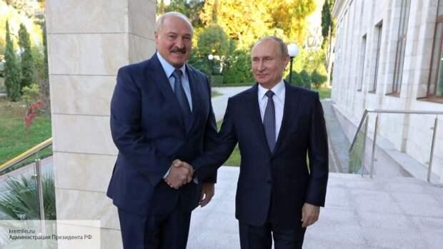Осташко: Путин дал Западу понять, что Россия «больно ударит» за Белоруссию