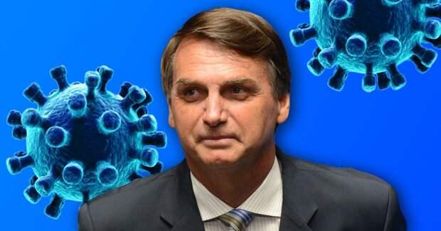 ⚡ У президента Бразилии Жаира Болсонару обнаружили коронавирус