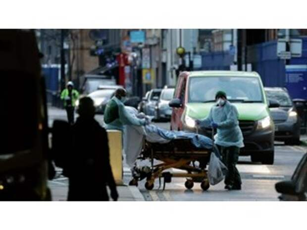 Европейская склока. Лондон заподозрили в срыве вакцинации