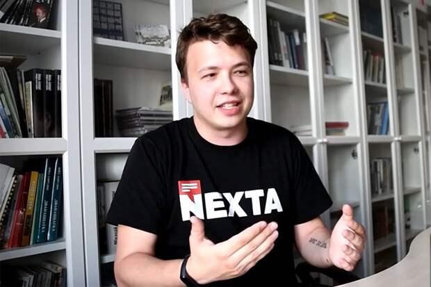 Протасевич из Nеxta примкнёт к новой секте