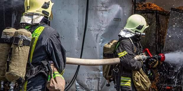 В июле московские спасатели оказали помощь 84 пострадавшим