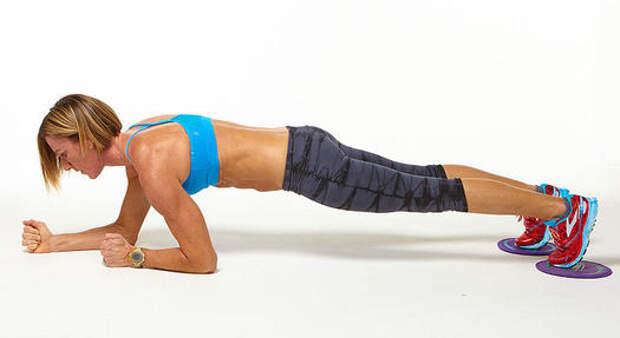 Делайте планку по этой схеме - и через месяц у вас будет новое тело!