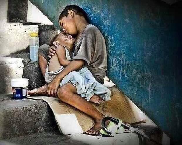 Да простит нас Всевышний, когда мы недовольны тем, что имеем...
