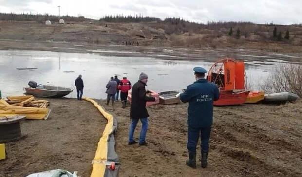 90 тонн нефтесодержащей жидкости ушли впочву иреку Колву из-за аварии наместорождении «ЛУКОЙЛ-Коми»