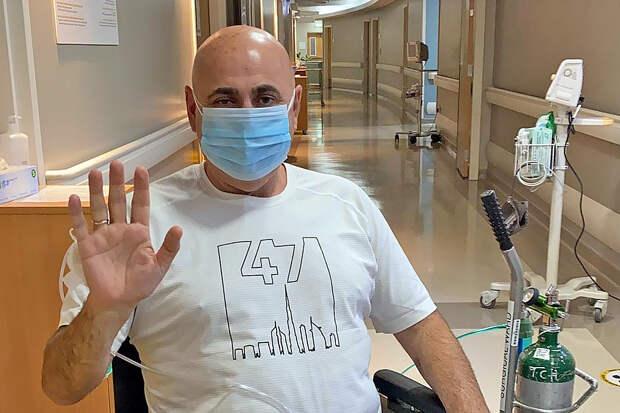 «Восемь дней ада»: Пригожин рассказал, как чуть неумер откоронавируса