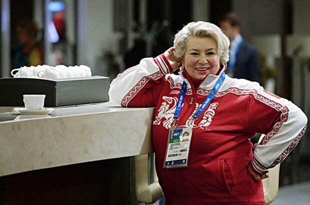 """Тарасова не смогла встать с инвалидного кресла в эфире """"России-1"""""""
