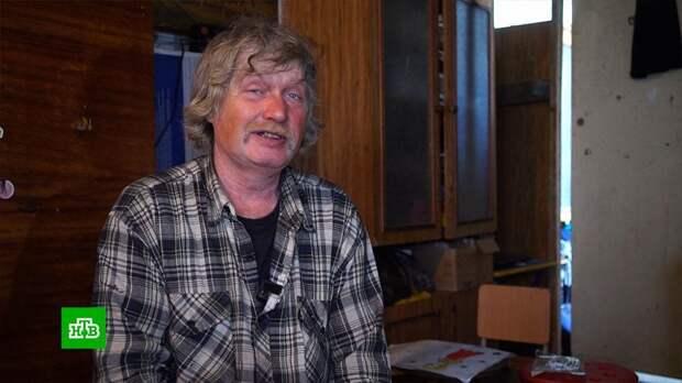 Настрадавшийся после развода британец нашел свое счастье в сибирской деревне