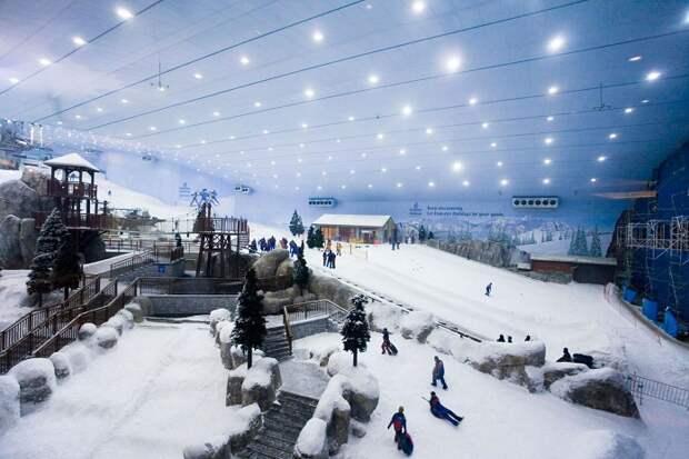 Лучшие горнолыжные курорты, куда можно отправиться в любое время года