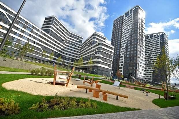 В жилом комплексе на Золоторожском Валу построят еще четыре корпуса