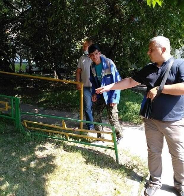 На Зеленоградской высадят новые деревья — итоги обхода