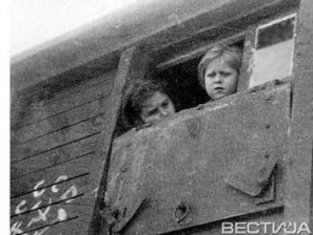 День в истории: начата депортация немцев Поволжья в Сибирь и Казахстан