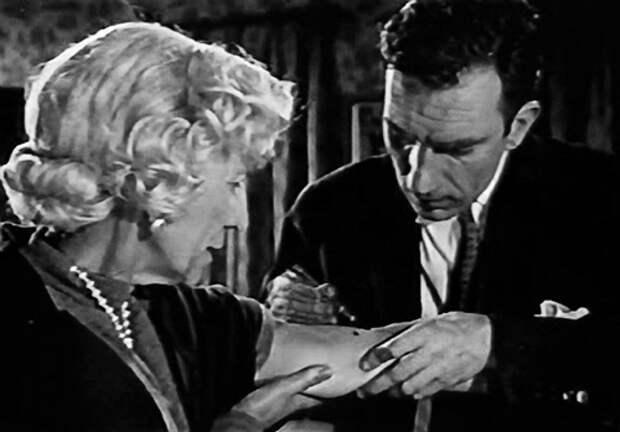 Кадр из фильма «Фаустина», реж. Х.Л.Саенс деХередия,1957