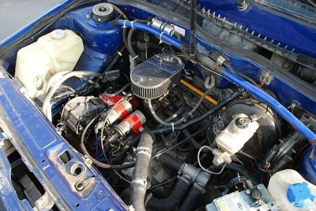 Роторно-поршневой двигатель позволил сделать большой рывок в развитии техники. |Фото: drive2.ru.