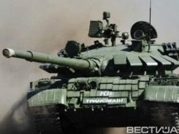 Российские танки уничтожили поселок на Луганщине