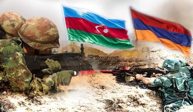 Андрей Ваджра: Что за армяне поддерживают азербайджанцев в их борьбе с Арменией?