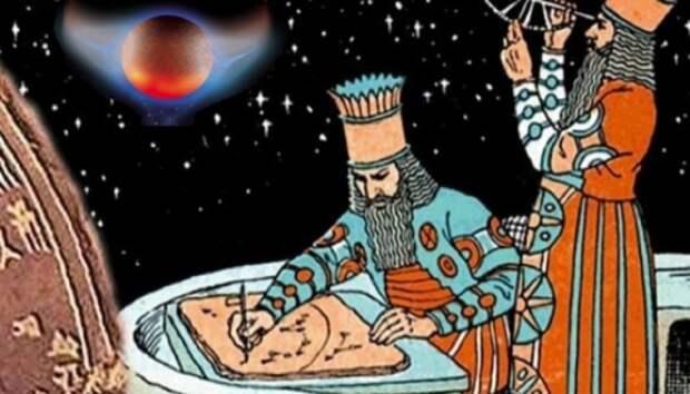 Японские астрономы нашли в вавилонских текстах упоминание про Нибиру.