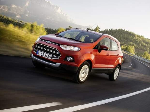 Ford обнародовал цену на EcoSport – российскую премьеру ММАС-2014 г.