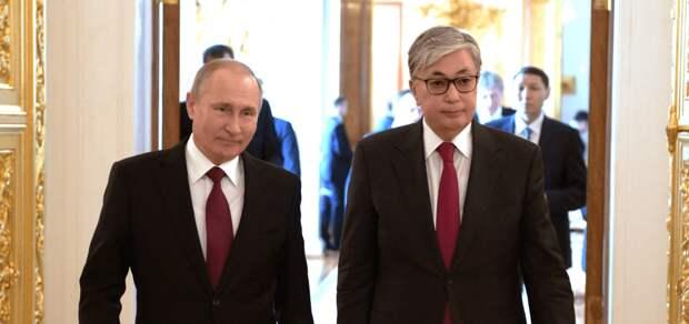 Путин, Бердымухамедов, Лукашенко и ряд других глав государств поздравил Токаева